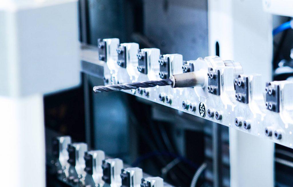 werkzeuglader-CNC-Service