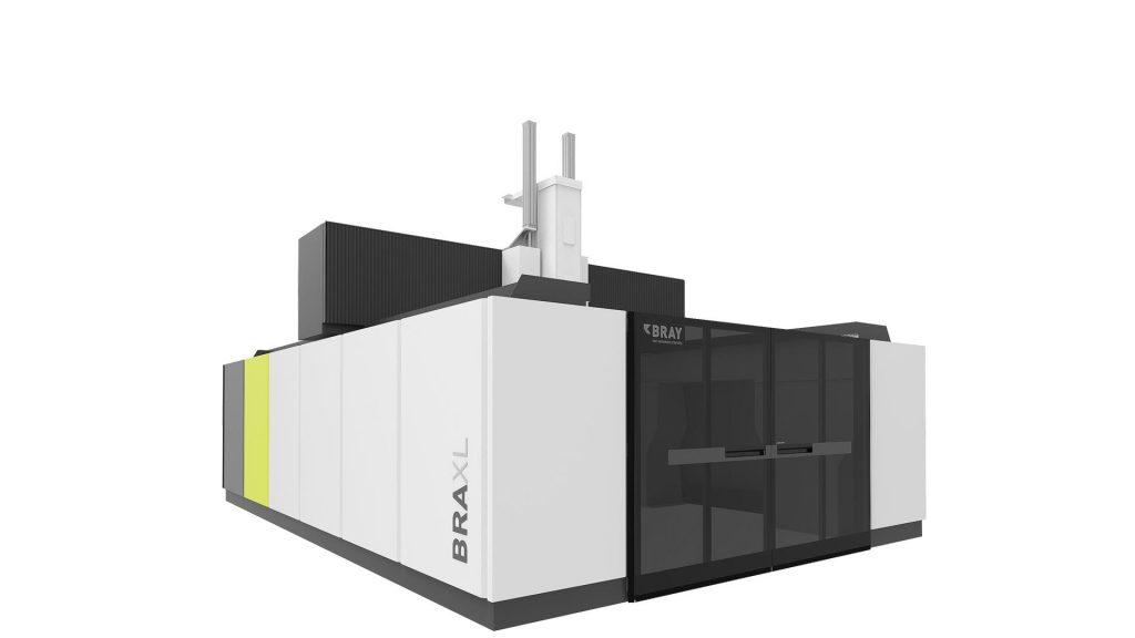 Bray CNC Maschine